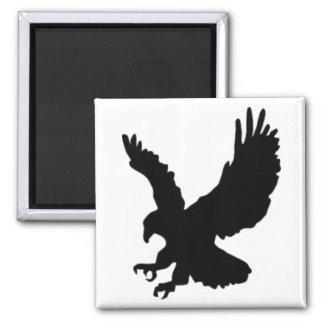 Hunting Eagle Fridge Magnets