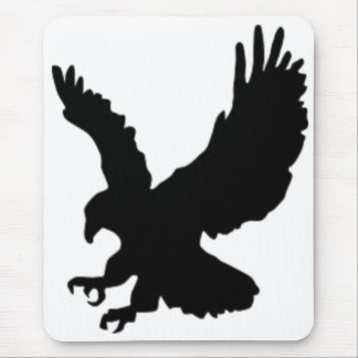 Hunting Eagle Mouse Pads