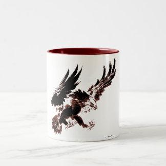 Hunting Eagle Mug