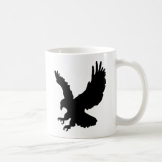 Hunting Eagle Mugs