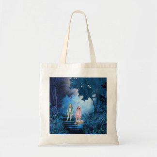 Hunting for eggs budget tote bag