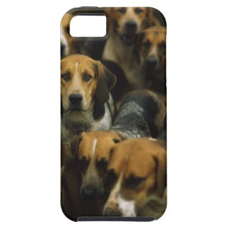 Hunting foxhounds, Galway Blazers, Ireland Tough iPhone 5 Case