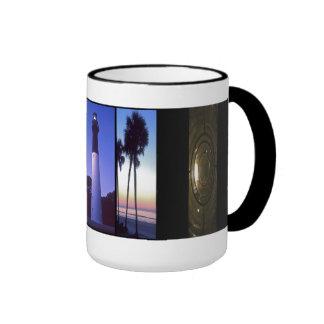 Hunting Island Light Ringer Mug