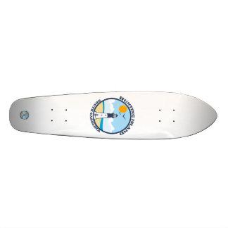 Hunting Island. Skate Board Deck