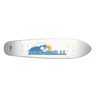 Hunting Island. Skate Board Decks