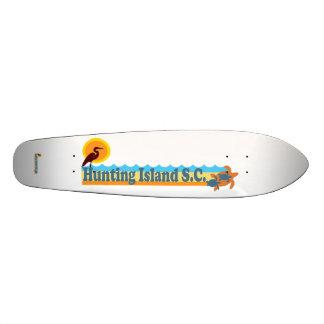 Hunting Island. Skate Decks
