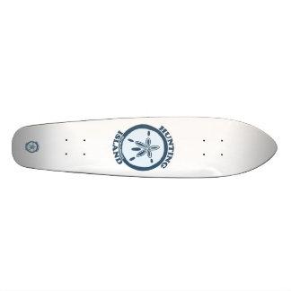 Hunting Island. Skateboard Deck