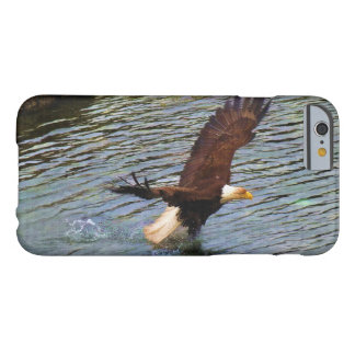 Hunting Mature Bald Eagle Wildlife Art Barely There iPhone 6 Case