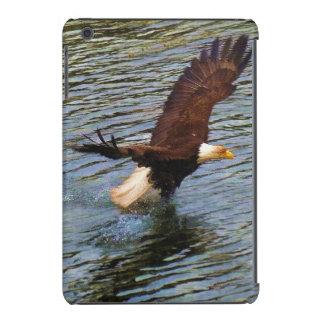 Hunting Mature Bald Eagle Wildlife Art iPad Mini Cover