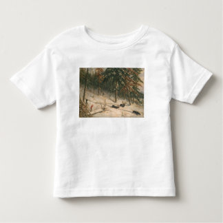Hunting Moose Toddler T-Shirt