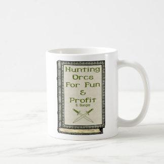 Hunting Orcs Coffee Mugs