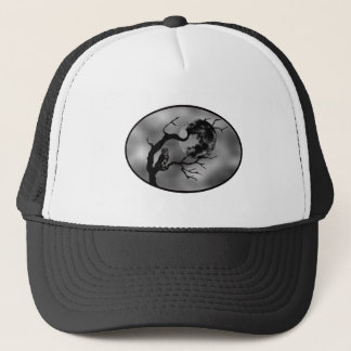 Hunting Owl Trucker Hat