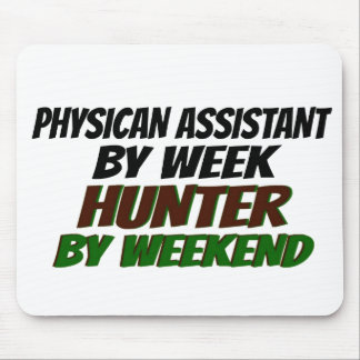 Hunting Physician Assistant Mouse Mat
