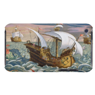 Hunting Sea Creatures, plate 84 from 'Venationes F Barely There iPod Cover