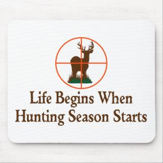 Hunting Season Mouse Pad