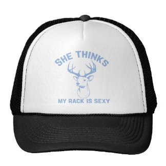 Hunting - She Thinks My Rack Is Sexy Cap