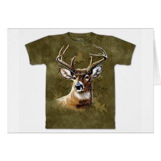Hunting T-Shirt, Hunting Polo Shirt Greeting Cards