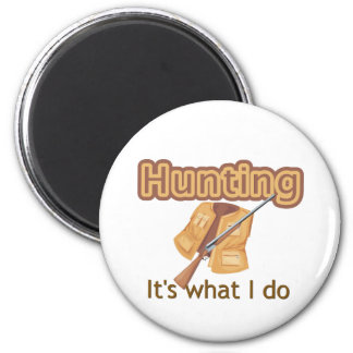 Hunting T-shirts and Gifts. Refrigerator Magnets