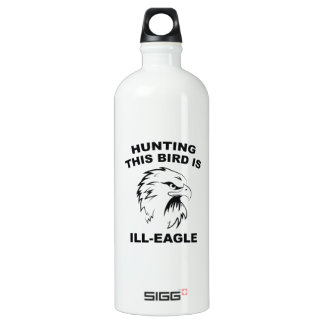 Hunting This Bird Is Ill-Eagle SIGG Traveller 1.0L Water Bottle