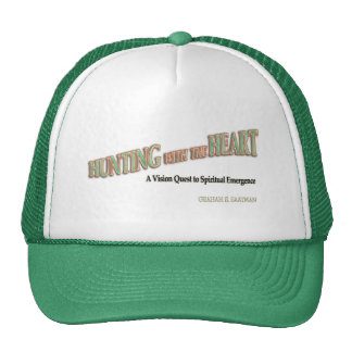 Hunting with the Heart Mesh Hats