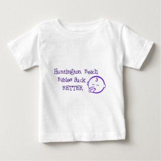 Huntington Beach Babies Suck Better T Shirts
