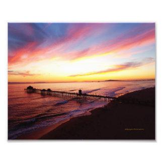 Huntington Beach California Photo Print