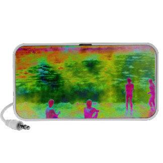 Huntington beach mp3 speaker