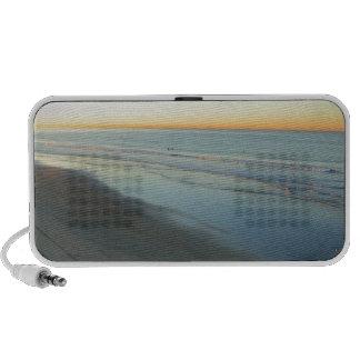 Huntington Beach Sunrise at the beach Mp3 Speaker