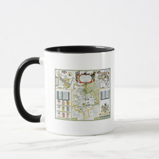 Huntington, engraved by Jodocus Hondius Mug