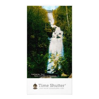 Huntington Falls Photo Card Template