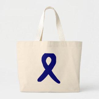 Huntington's Disease Awareness Canvas Bag