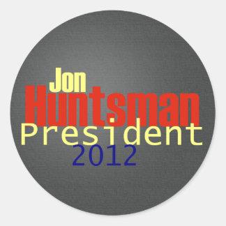 Huntsman 2012 Sticker