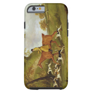 Huntsman and Hounds, 1809 (oil on canvas) Tough iPhone 6 Case
