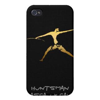 Huntsman of Lascaux iPhone 4 Covers
