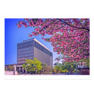Huntsville Courthouse Postcard
