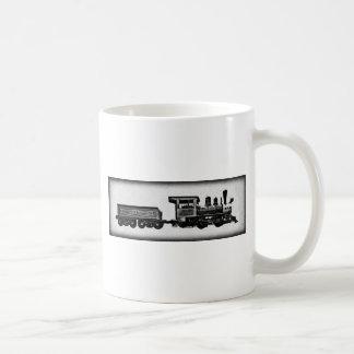 Huntsville Depot Train Coffee Mug