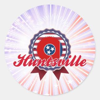Huntsville, TN Sticker