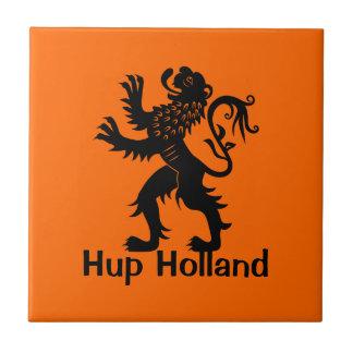Hup Holland - Holland Lion Tile