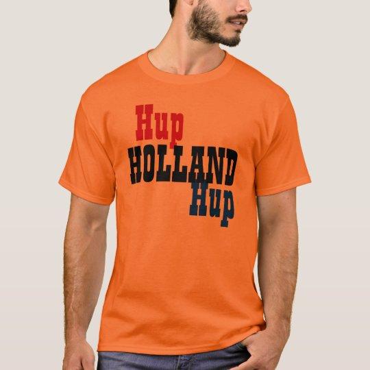 Hup Holland Hup Orange T-Shirt