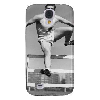Hurdling Galaxy S4 Case