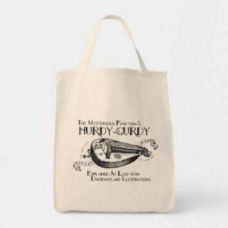 Hurdy-Gurdy light grocery bag