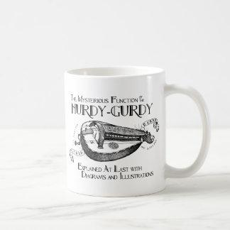 Hurdy-Gurdy mug