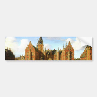 hurezerikusubo castle bumper sticker