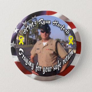 Hurford Praying for your safe return button