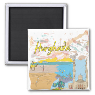 Hurghada Magnet