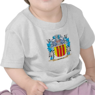 Hurle Coat of Arms - Family Crest T-shirts