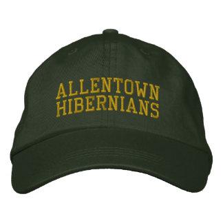 Hurling Team Hat Embroidered Baseball Cap