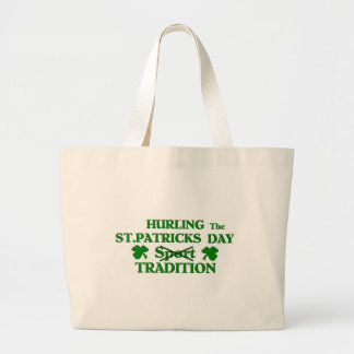 Hurling Tradition Canvas Bags