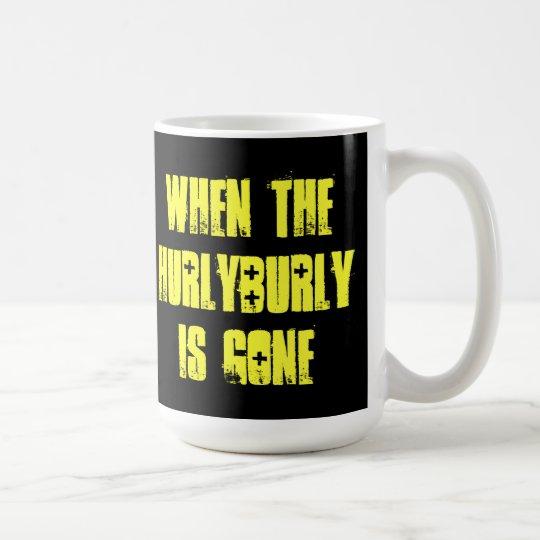 Hurlyburly - Shakespeare series - MacBeth Coffee Mug