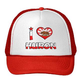 Huron, CA Trucker Hat